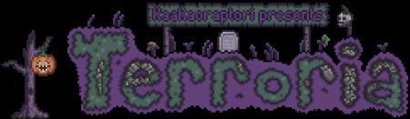 Текстуры Terroria Halloween pack